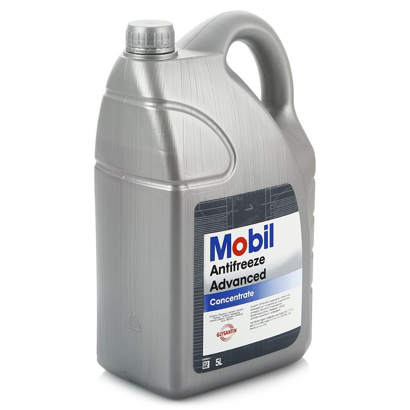 Mobil Antifreeze Advanced 5л