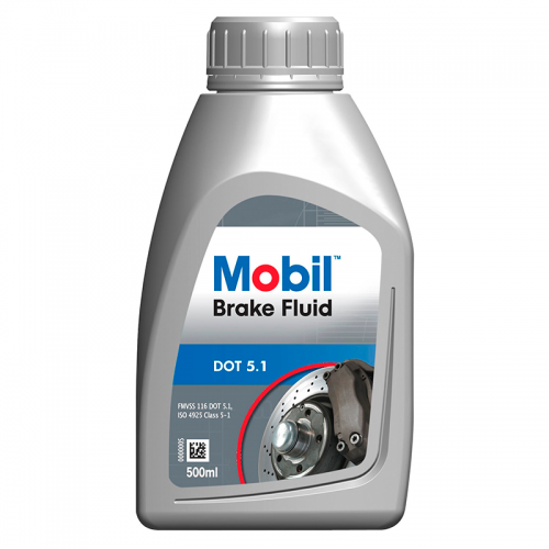 Mobil Brake Fluid DOT 5,1